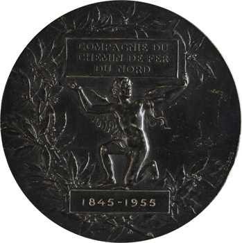 IVe République, Compagnie des chemins de fer du Nord, par Henri Dubois, 1845-1955 Paris