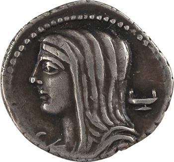 Cassia, denier, Rome, 63 av. J.-C.