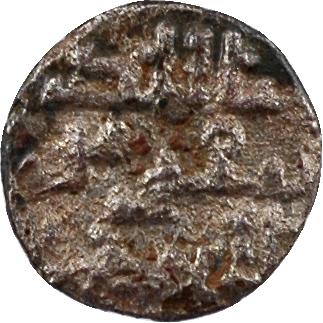 Italie, Sicile (royaume de), Tancrède, kharoub ou fraction de dirham, Palerme