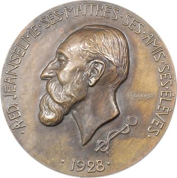 Médecine, le Docteur Édouard Jeanselme, par Dropsy, 1928 Paris