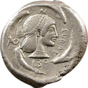 Sicile, tétradrachme, Syracuse, c.480 av. J.-C.