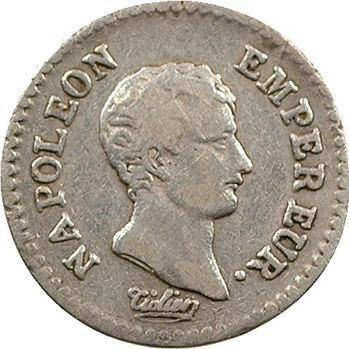 Premier Empire, quart de franc, An 12 La Rochelle