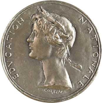IVe République, prix de l'Éducation Nationale, par Corbin, 1965 Paris
