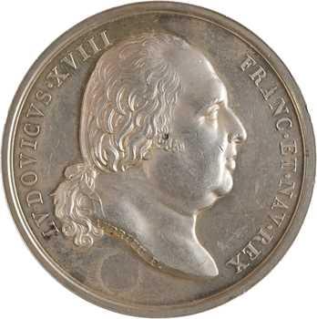 Louis XVIII, mariage du duc de Berry et Marie-Caroline de Naples, 1816 Paris