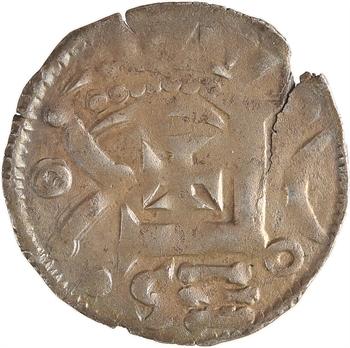 Vendôme (comté de), denier anonyme (6 points), s.d. (c.1180-1205)