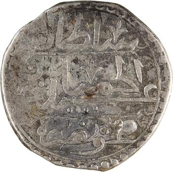 Algérie, Abdul Hamid I, quart de budju, AH 1192 (1778)