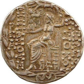 Syrie, Antiochos VIII, tétradrachme, Antioche, c.109-96 av. J.-C.