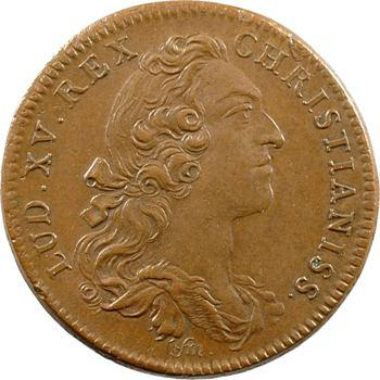 Trésor royal, Louis XV, 1752