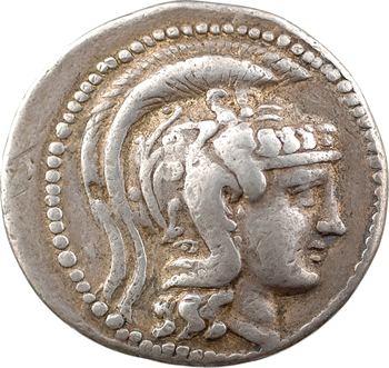 Attique, Athènes, tétradrachme nouveau style, c.153-152 av. J.-C.