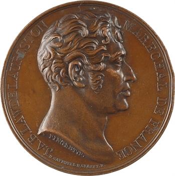 Louis XVIII, le maréchal Law de Lauriston, par Pingret, s.d. (1823) Paris