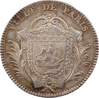 Paris (ville de), J.-B. F. de La Michodière, prévôt des marchands, 1777