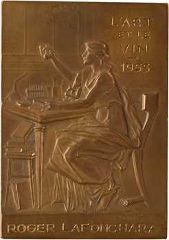 Prud'homme (G.-H.) : Louis Pasteur, 1910 (1955) Paris