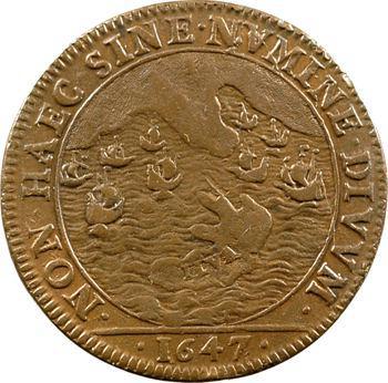 Conseil du Roi, Louis XIV, prise de Porto-Longone (île d'Elbe), 1647