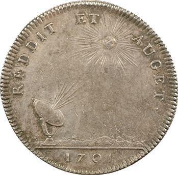 Bourgogne (duché de), Marie-Adélaïde de Savoie, 1701