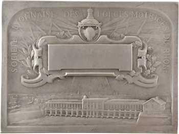 Vermare (A.) : Centenaire de la Société Lyonnaise des Forces Motrices du Rhône, 1892-1991 Paris