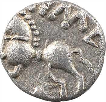 Leuques, denier SOLIMA, c.60-40 av. J.-C.