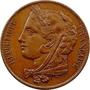 IIe République, épreuve de 5 francs par Gayrard, 1848 Paris