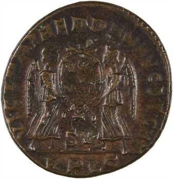 Magnence, maiorina, Lyon, 350-351