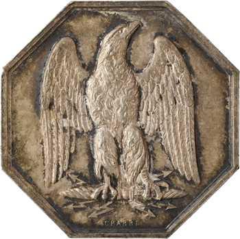 IIIe République, Assurances incendie l'Aigle, par Crabbe, s.d. Paris