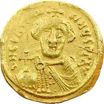 Constant II, solidus, Constantinople, 648-649