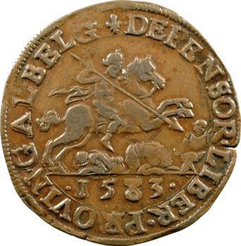 Pays-Bas méridionaux, Flandre, François d'Alençon, comte de Flandres, 1583