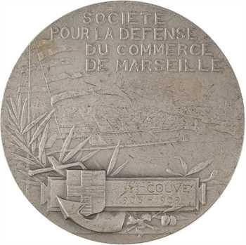 Martin (G.) : Société pour la défense du commerce de Marseille, 1909 Paris