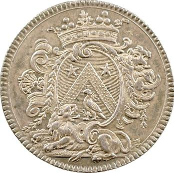 Bourgogne, Claude-Denis Rigoley, élu des États de Bourgogne, 1767