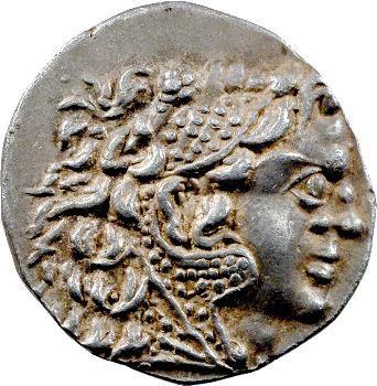 Macédoine, Alexandre le Grand, tétradrachme, Odessus, c.125-70 av. J.-C.