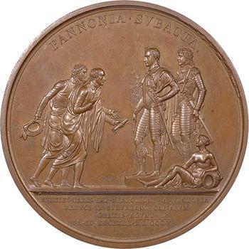 Premier Empire, députation des maires de Paris à Schönbrunn, 1805 Paris