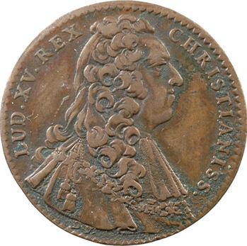 Bourgogne (États de), Louis XV, 1740 Paris
