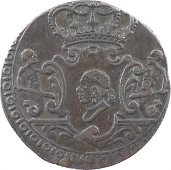 Corse, 2 soldi, 1764 Murato