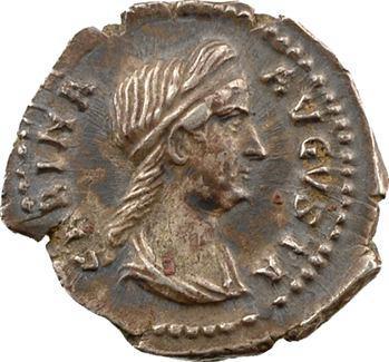 Sabine, denier, Rome, 136