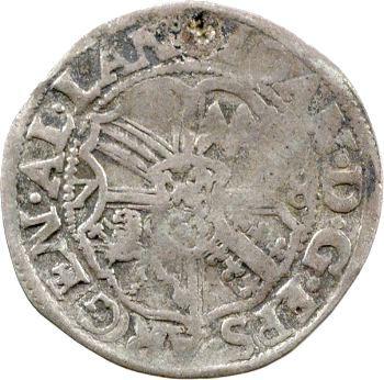Alsace, Strasbourg (évéché de), Jean de Manderscheid, 3 kreuzer, 1578