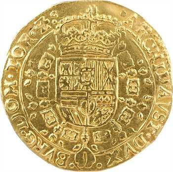 Tournai (seigneurie de), Philippe IV, double souverain, 1647 Tournai