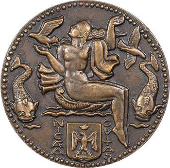 Tschudin (R.) : Nice, fonte, s.d. Paris (Drago)