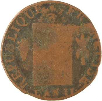 Convention, sol aux balances, 1793 Bayonne