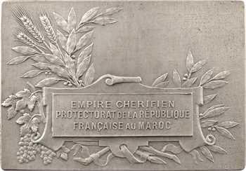 Maroc, Empire Chérifien, Agriculture, par Mattei, s.d. Paris