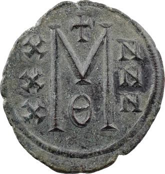 Michel II, follis, Constantinople, 9e officine, 820-829