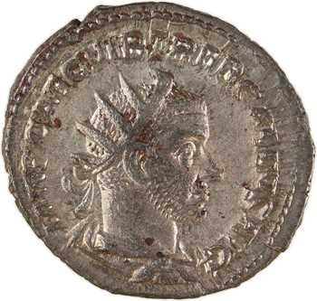Trébonien Galle, antoninien, Rome, 252