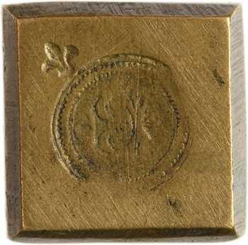 Espagne, Ferdinand et Isabelle, poids monétaire de 8 réaux, Ier type, (1474-1504)