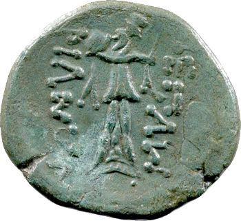 Thrace, petit bronze, Mesembria, IIe-Ier s. av. J.-C.