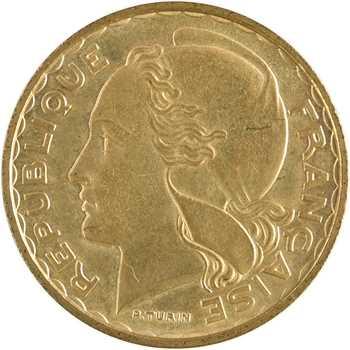 IVe République, pré-série de 20 francs par Turin, 1950 Paris