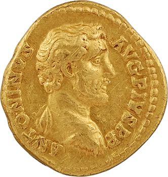 Antonin le Pieux, aureus, Rome, 145-161