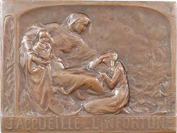 Belgique, le foyer des orphelins, par Jacques Marin, N° 204, 1916