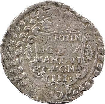 Italie, Casale, Ferdinand de Gonzague, six gros à la Madone, s.d. (1612-1626)