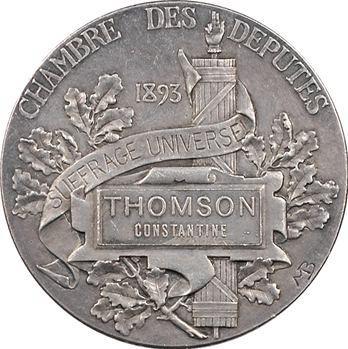 Algérie, Constantine, Chambre des Députés, Gaston Thomson, 1893 Paris