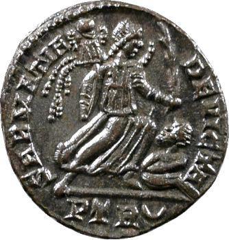 Constantin Ier le Grand, nummus, Trèves, 323-324