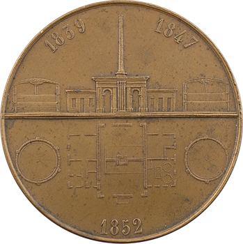 Compagnie d'éclairage au gaz d'Alger, Oran, et diverses villes, s.d. Paris