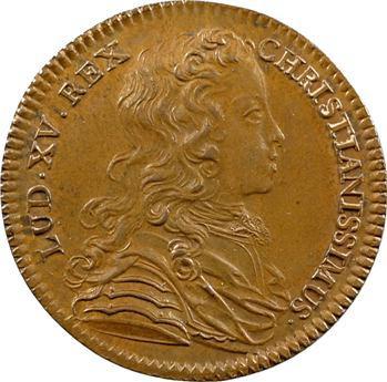 Extraordinaire des guerres, Louis XV, 1724
